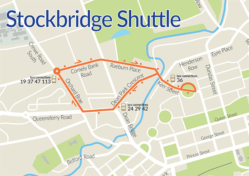 Stockbridge Shuttle